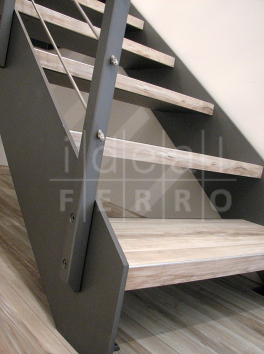 Bien connu Scala con gradini in laminato - Idealferro FH22