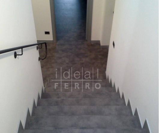 Pavimento e scala in laminato Parqcolor