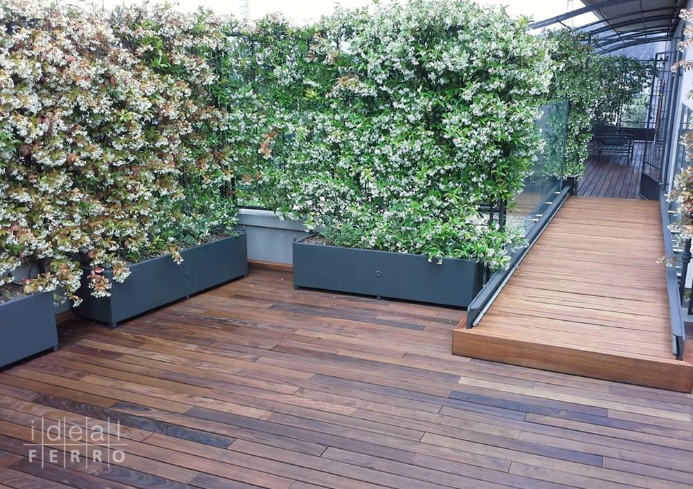 Pavimento in legno da esterno parquet esterno angelim - Pavimento in legno da esterno ...