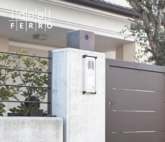 rivestimento per esterno : rivestimento esterno per videocamera rivestimento in ferro zincato e ...