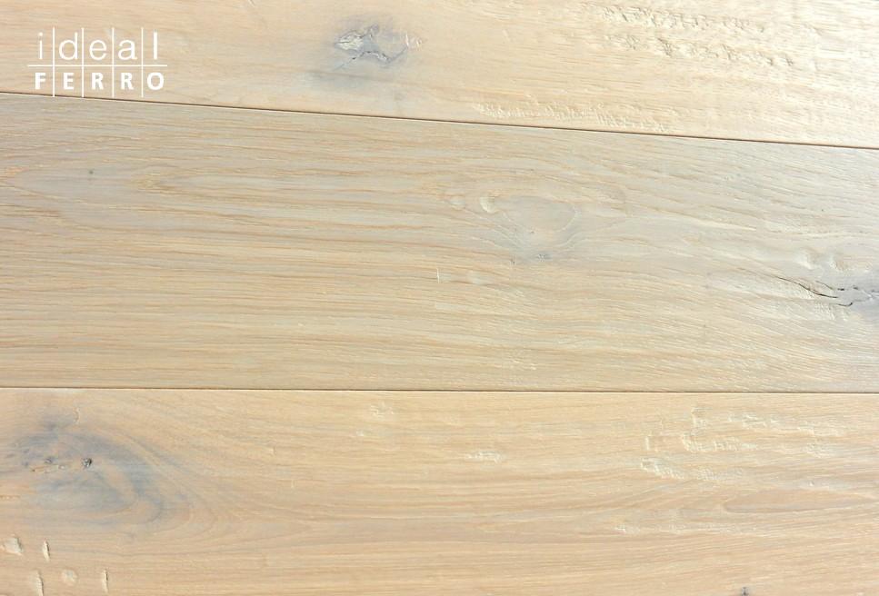 Rovere sbiancato piallato idealferro for Mensole rovere sbiancato