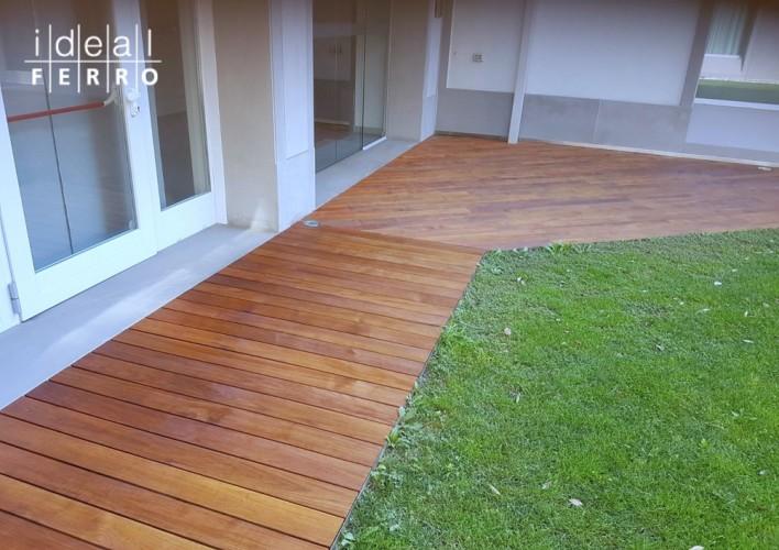 pavimento esterno teak burma with pavimenti in teak